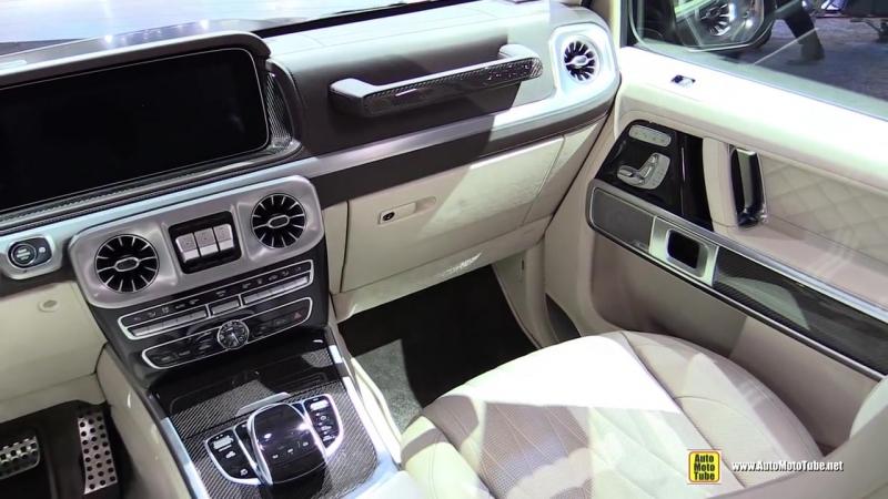 2019 Mercedes G-Class G500 - Exterior and Interior Walkaround