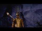 Афина и Арес вмешиваются и убивают напавших на Тесея.Фильм Война богов  Бессмертные 2011 (Immortals)