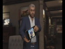 Grand Theft Auto 5. 30 Свободное падение