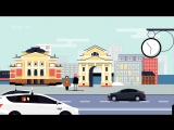 Яндекс.Такси любит города