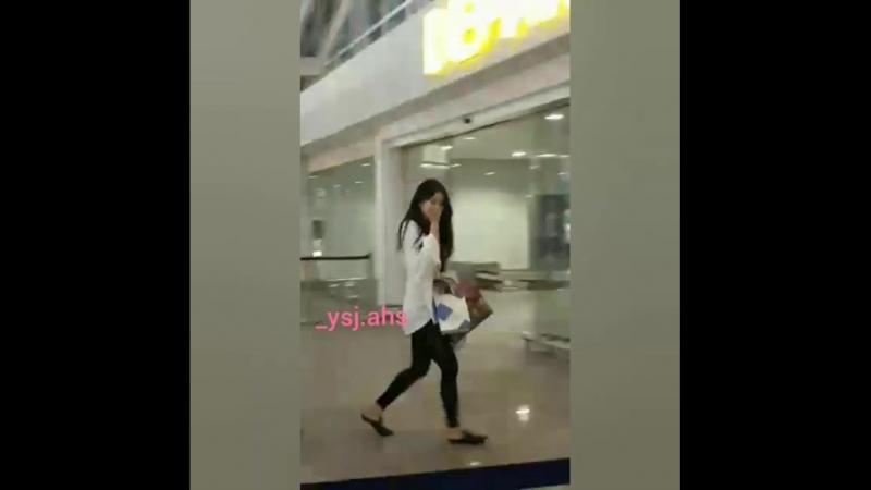 180315 Irene (Red Velvet) @ Instagram _ysj.ahs
