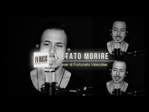 Ermal Meta - Vietato Morire - Acoustic Version (Cover Fortunato Valenzise) [Sanremo 2017]