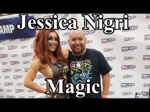 Jessica Nigri Magic 2018