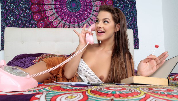Brazzers - Get Off The Phone