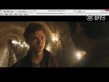 Бегущий в лабиринте(Лекарство от смерти)-удаленная сцена(разговор Ньюта и Томаса)