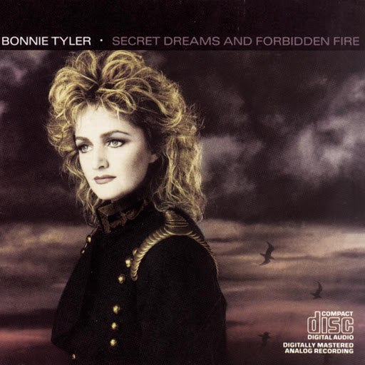 Bonnie Tyler альбом Secret Dreams And Forbidden Fire