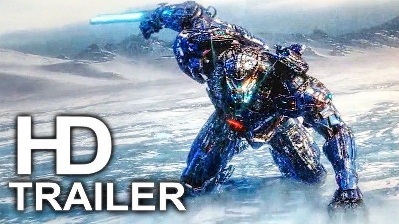 PACIFIC RIM 2 All 5 Movie Clips Trailer NEW (2018) John Boyega Movie HD