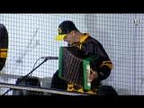 Гимн России в исполнении гармониста Александра Смирнова