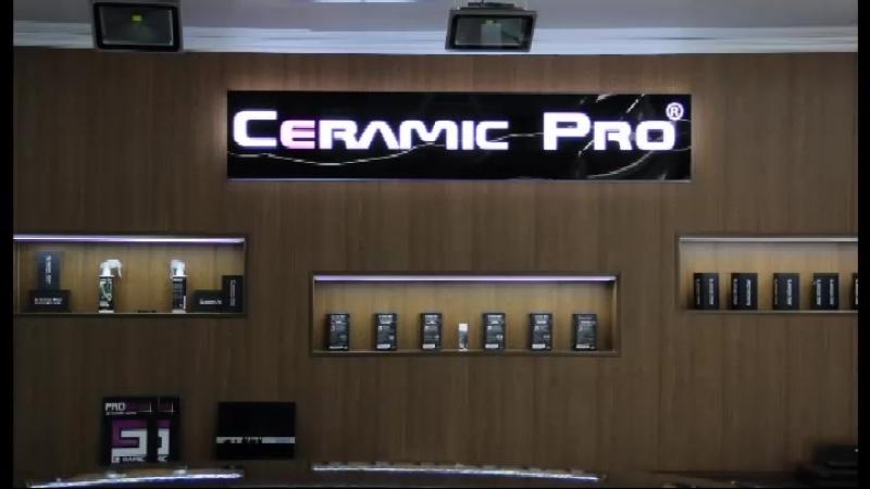Make Up Cars Studio in ALMATY Official Ceramic Pro