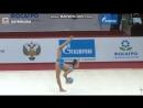 Гран-При 2018, Москва Квалификация Арина Аверина / мяч
