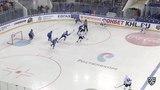Моменты из матчей КХЛ сезона 17/18 • Гол. 0:1. Щехура Пол (Трактор) открывает счет матча 23.08
