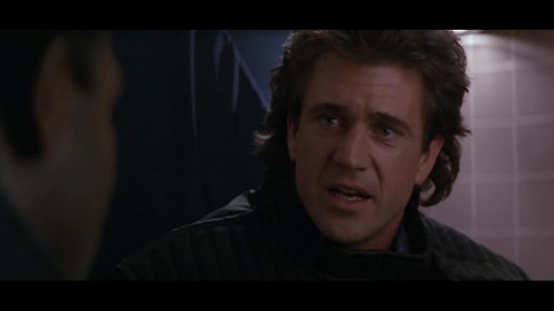 СМЕРТЕЛЬНОЕ ОРУЖИЕ 2 1989 боевик триллер Ричард Доннер 1080p