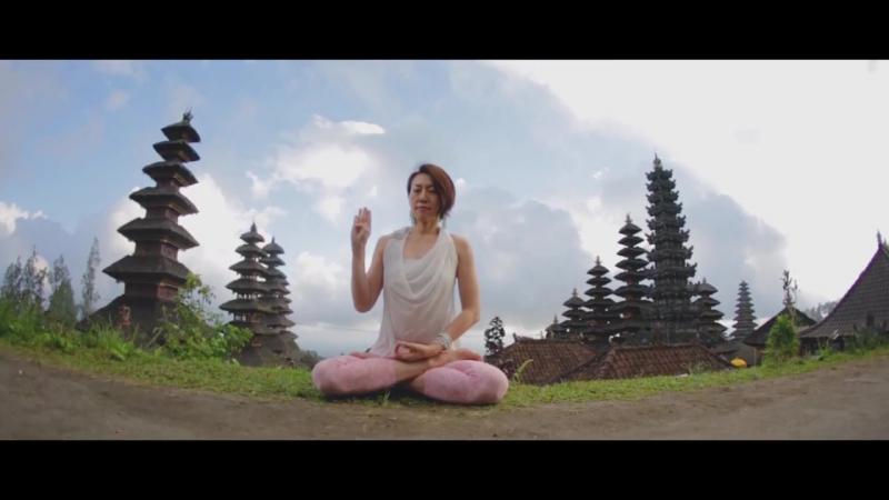 YOGA IN BALI ❤ by Wari Om