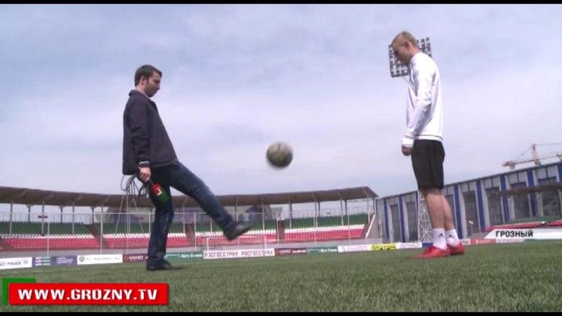 Особое место в развитии спорта в Чечне занимает футбол