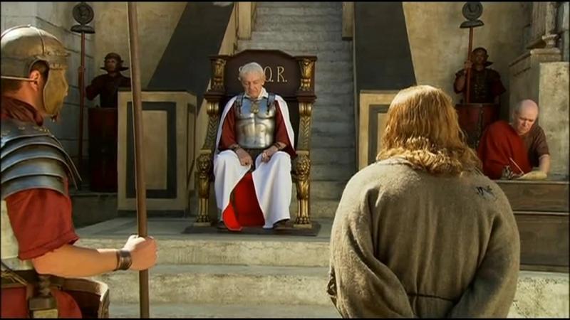 Булгаков, Мастер и Маргарита. Иисус. часть 1