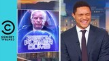 Trump Takes On Video Game Violence | The Daily Show With Trevor Noah