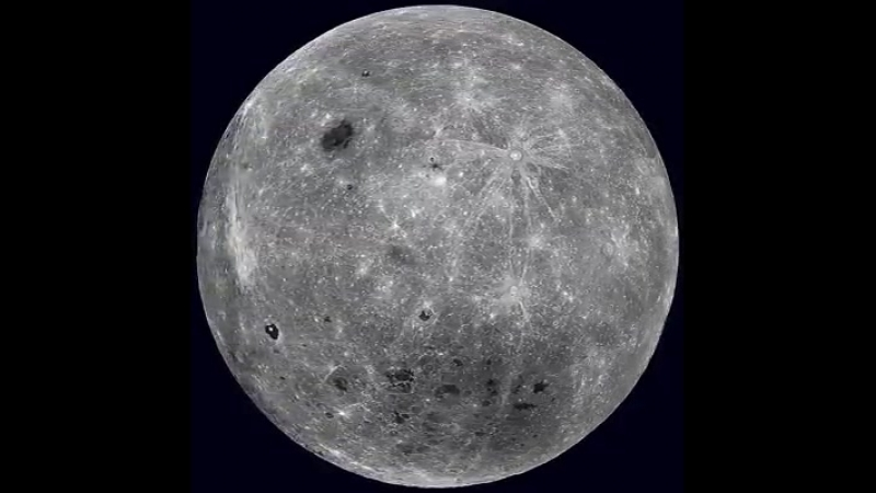 Full rotation of the Moon as seen by NASA's Lunar Reconnaissance Orbiter