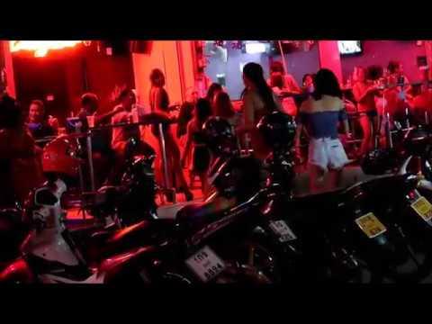 Pattaya đường soi 6, - Vlog4