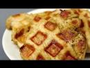 Необычные вафли из курицы Вкуснейшая закуска за 10 минут