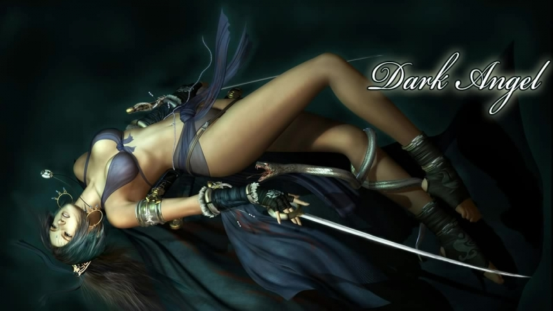 【HD】Trance_ Dark Angel (Original Club Mix)