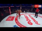 Crazy KO - Raimond Magomedaliev KOs Valdir Araujo in 17 seconds FNG (1)