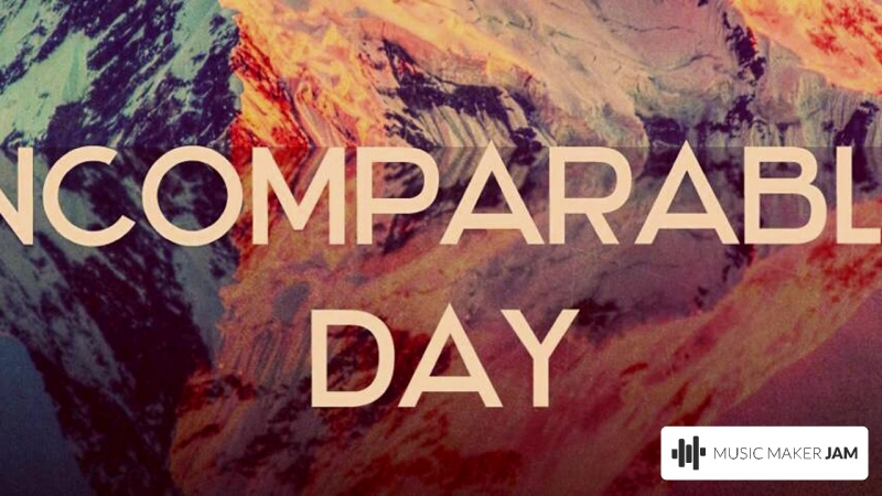 Incomparable Day-All I See