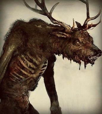 Существа Леса (1) JFuhJy_aB-E