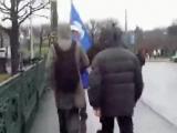навальный на прогулке