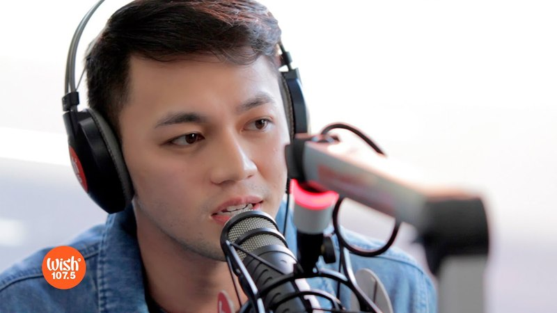 Chard Parojinog covers Collide (Howie Day) LIVE on Wish 107.5 Bus