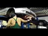 Hyundai Matrix замена цепи и ремня ГРМ.