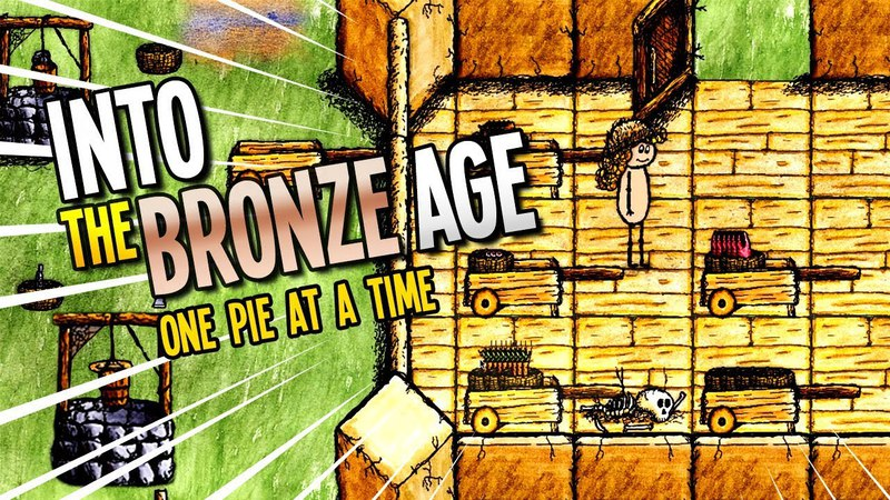 One Hour One Life MOST ADVANCED VILLAGE GOES INTO THE BRONZE AGE One Hour One Life Gameplay