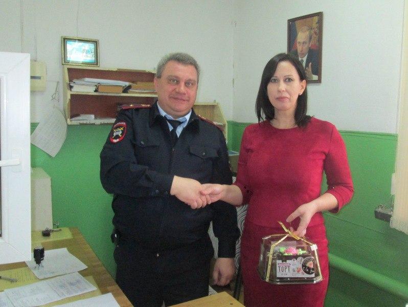 В Зеленчукском районе ветеранов боевых действий поздравили с Днем защитника Отечества
