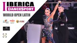 Timur Imametdinov - Nina Bezzubova, GER | Iberica DanceSport 2018 Cambrils - WDSF WO LAT - F S