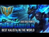 Damir Garifullin AKA DRAVEN AK 47 - BEST Kalista in the World.