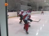 На «Ледовой арене» в Костроме стартовало первенство «Золотое кольцо» по хоккею среди команд 2003-04 г.р.
