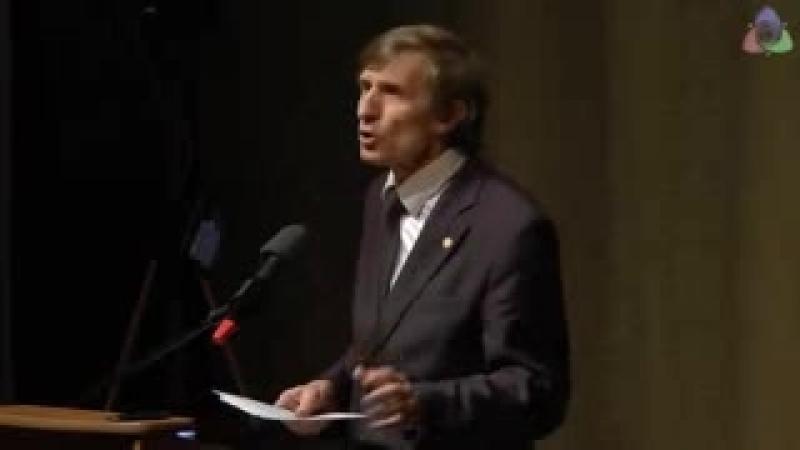 Василий Мельниченко на съезде ПДС НПСР