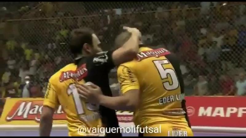 Эдер Лима - победитель Лиги Паулиста (Бразилия)