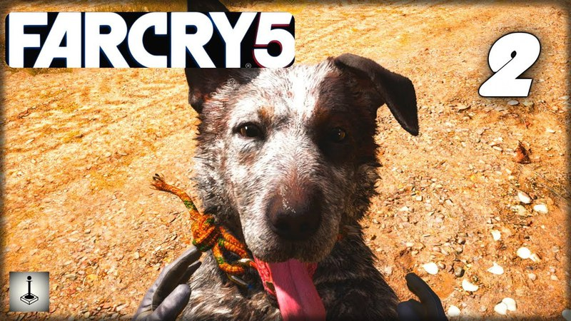 Far Cry 5 • Лучший друг человека►Прохождение [Часть 2]