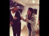 Уилл Смит и Марк Энтони танцуют сальсу!