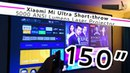 THAT'S A BIG SCREEN! Xiaomi Mi Ultra Short-throw 150 Laser Projector | USA Review