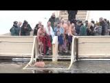 Как купались все мы в проруби у стен Новоиерусалимского монастыря