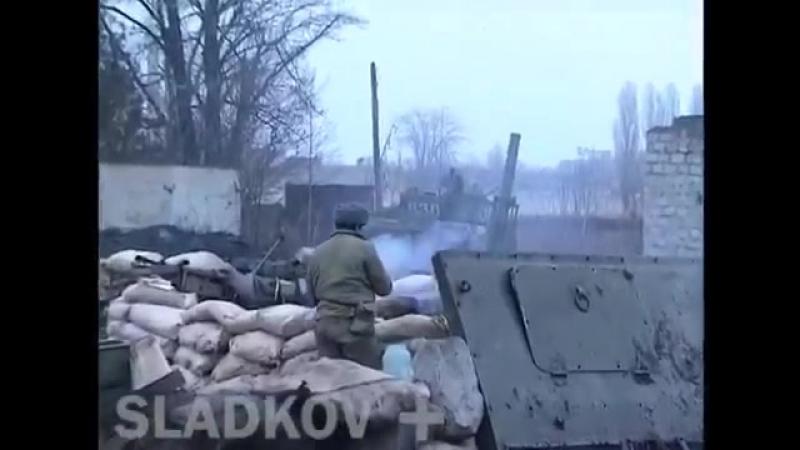 Миномет 2Б9 (2Б9М) «Василёк»