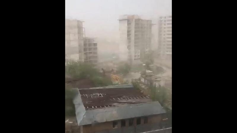 Астана буран