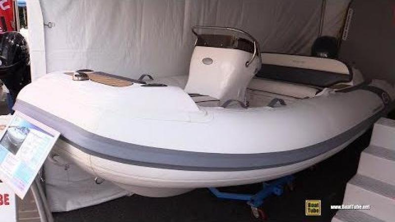 2017 Walker Bay Generation 400 Inflatable Boat Walkaround 2017 Annapolis Sail Boat Show