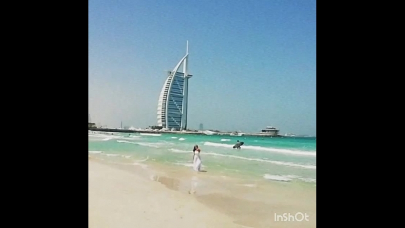 Море, солнце, плаж. Да! Это Дубай