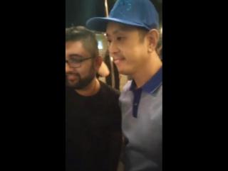 Запись трансляции от Linkin Park Italia