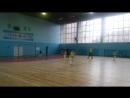 ЧГфз - U9 ДЮФК Голкипер - СК Аякс 0:2 ІІ тайм 2-я часть 10.02.2018 Спорткомплекс Динамо