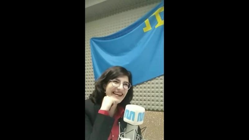 Дінара Хабібуллаєва в Tur şu şou на Meydan FM