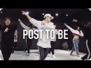 1Million dance studio Post To Be - Omarion  Beginners Class