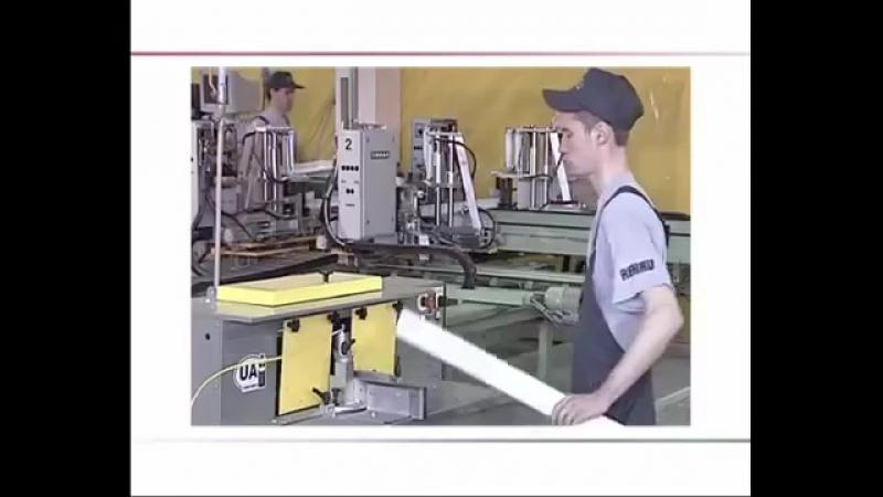 Производство окон из профильных систем REHAU СтройПластСервис - официальный дилер